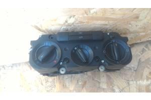 б/у Блоки управления печкой/климатконтролем Volkswagen Caddy