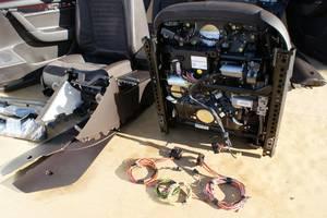 б/у Блоки управления сиденьем Volkswagen Passat B7