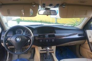 б/у Блок управления AirBag BMW 5 Series