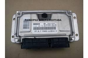 б/у Блоки управления двигателем Geely MK