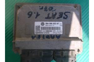 б/у Блоки управления двигателем Seat Toledo