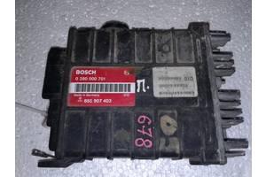 б/у Блоки управления двигателем Volkswagen B3