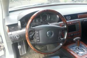 б/у Блок управления стеклоочистителя Volkswagen Phaeton