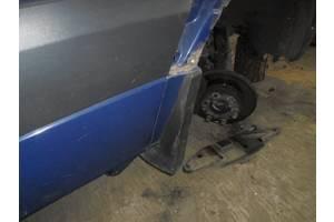 б/у Брызговики и подкрылки Volkswagen Crafter груз.