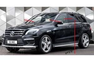 б/у Четверть автомобиля Mercedes ML-Class