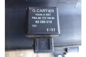б/у Датчики температуры охлаждающей жидкости Peugeot 605
