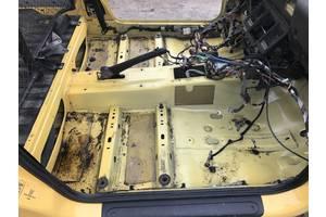 б/у Днища салона Renault Kangoo
