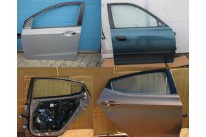 б/у Двери задние Hyundai Elantra