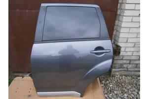 б/у Двери задние Mitsubishi Outlander XL