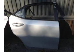 б/у Двери задние Toyota Corolla