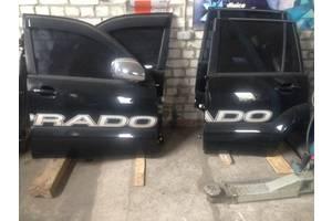 б/у Двери задние Toyota Land Cruiser Prado 120