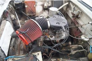 б/у Двигатель Москвич 408
