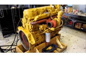 б/у Двигатели CAT Lexion