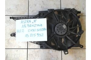 б/у Диффузор Opel Astra