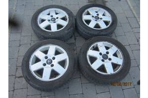 б/у диски с шинами Chevrolet Lacetti