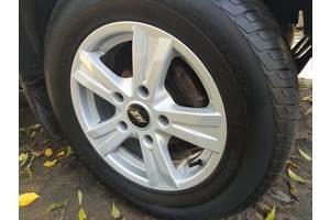 б/у Диск с шиной Chevrolet Niva