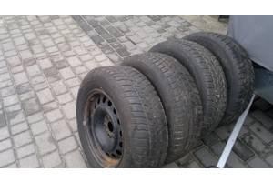 б/у Диск с шиной Fiat Scudo