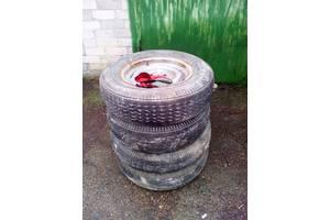 б/у диски с шинами ГАЗ 21