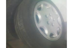 б/у диски с шинами Mercedes 124