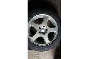 б/у диски с шинами Mercedes 210