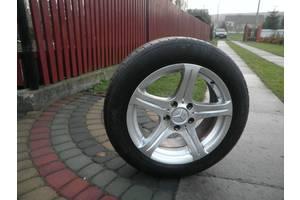 б/у диски с шинами Mercedes 250