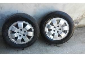 б/у диски с шинами Mercedes Citan