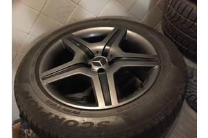 б/у диски с шинами Mercedes ML 63 AMG