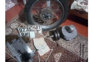 б/у диски с шинами Минск М125