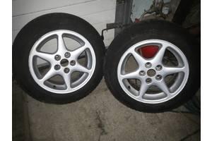 б/у диски с шинами Opel Astra G