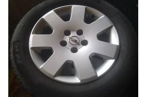б/у диски с шинами Opel Omega C