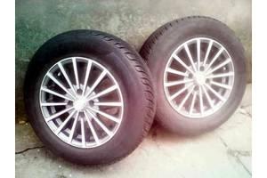б/у диски с шинами Opel Vectra A