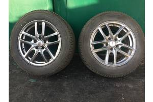 б/у диски с шинами Peugeot 407