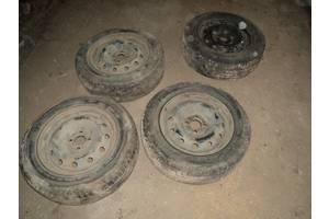 б/у диски с шинами Renault Laguna