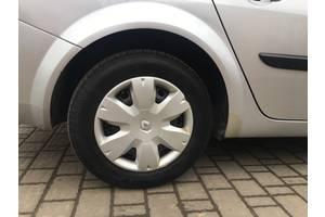 б/у диски с шинами Renault Megane II