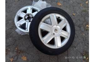 б/у диски с шинами Renault Megane