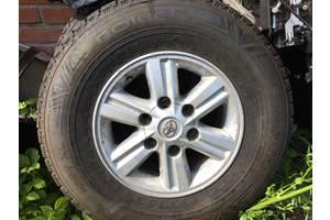 б/у Диск с шиной Toyota Hilux