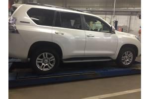 б/у Диск с шиной Toyota Land Cruiser Prado 150