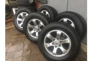 б/у диски с шинами Toyota Land Cruiser Prado