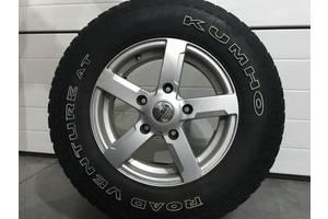 б/у диски с шинами ВАЗ 2121