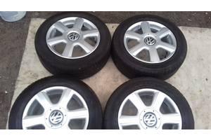 б/у диски с шинами Volkswagen Golf VI