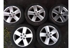 б/у Диск с шиной Volkswagen В6