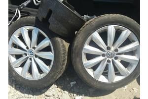б/у диски с шинами Volkswagen Passat B7