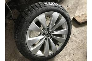 б/у диски с шинами Volkswagen Passat CC