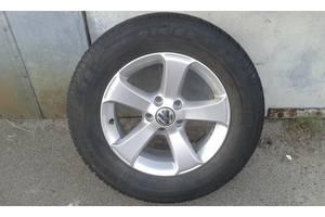 б/у диски с шинами Volkswagen Tiguan