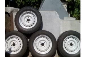б/у Диск с шиной ВАЗ 2106