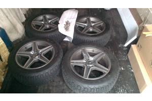 б/у диски с шинами Mercedes 2219