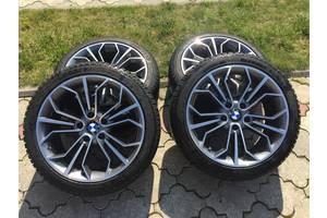 б/у диски с шинами BMW X1