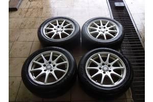 б/у диски с шинами Mercedes E-Class