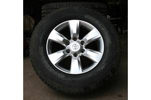 б/у Диск з шиною Toyota Land Cruiser Prado 150