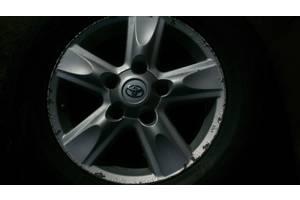 б/у диски с шинами Toyota Land Cruiser 200